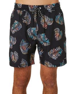BLACK MENS CLOTHING HURLEY BOARDSHORTS - CN9850010