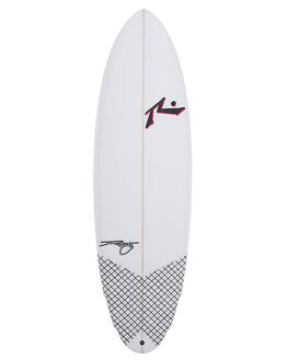 CLEAR BOARDSPORTS SURF RUSTY SURFBOARDS - RUDWARTCLR