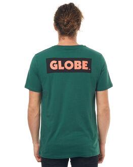 EMERALD MENS CLOTHING GLOBE TEES - GB01730001EME