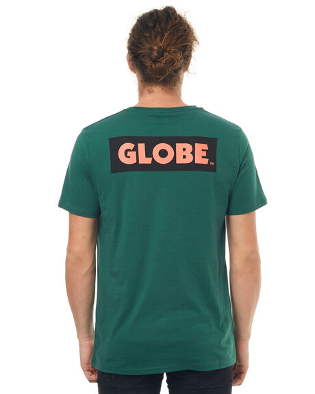 EMERALD MENS CLOTHING GLOBE TEES - GB01730001EME