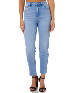 BANGIN WOMENS CLOTHING A.BRAND JEANS - 71319-4177