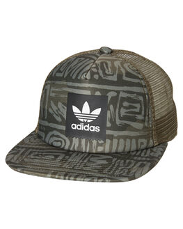 MULTI MENS ACCESSORIES ADIDAS HEADWEAR - DU8287MULTI