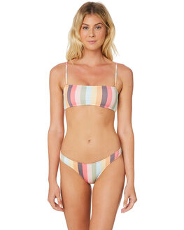 RAINBOW WOMENS SWIMWEAR RHYTHM BIKINI TOPS - APR19W-SW02-RBW
