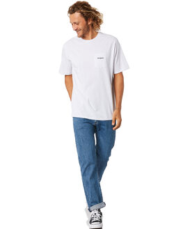 WHITE MENS CLOTHING PATAGONIA TEES - 38511WHI