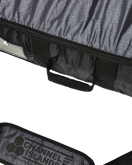 CHARCOAL BOARDSPORTS SURF CHANNEL ISLANDS BOARDCOVERS - 1804310006166CHARC