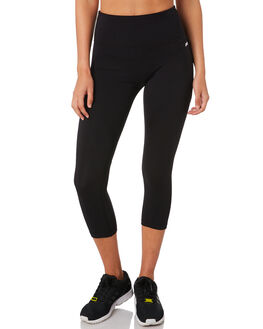BLACK WOMENS CLOTHING LORNA JANE ACTIVEWEAR - W081944BLK
