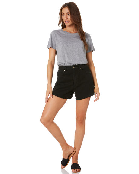 GREY MARLE WOMENS CLOTHING AS COLOUR TEES - 4046GMRL