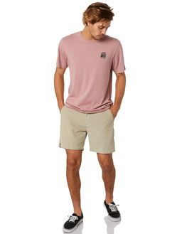 OAKMOSS MENS CLOTHING MCTAVISH SHORTS - MA-20WS-02OAK