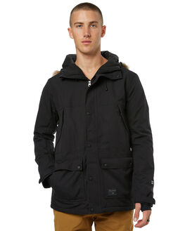 BLACK SNOW OUTERWEAR BILLABONG JACKETS - F6JM12BLK