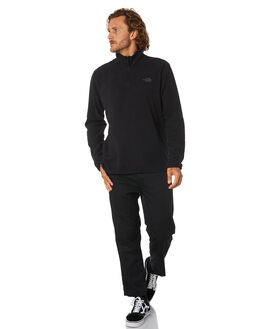 TNF BLACK BLACK MENS CLOTHING THE NORTH FACE JUMPERS - NF0A48KRKX7
