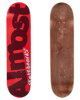 RED BOARDSPORTS SKATE ALMOST DECKS - 100231134RED