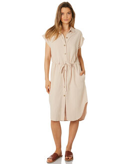 SAND WOMENS CLOTHING RHYTHM DRESSES - APR19W-DR01-SAN