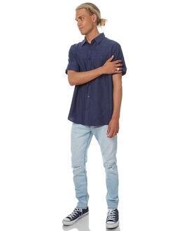 DEEP INDIGO MENS CLOTHING BILLABONG SHIRTS - 9571201DIND