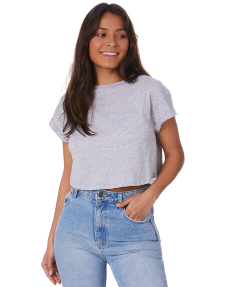 GREY MARLE WOMENS CLOTHING SILENT THEORY TEES - 6070064GRM
