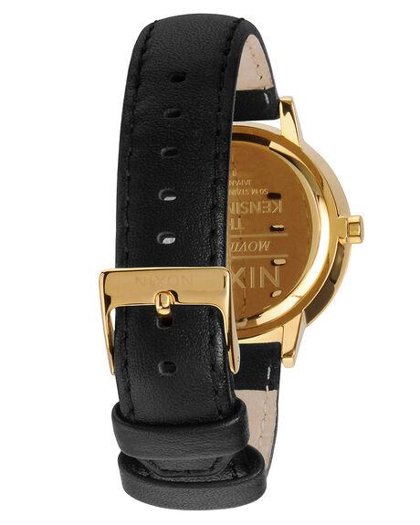 GOLD MENS ACCESSORIES NIXON WATCHES - A108501GLD