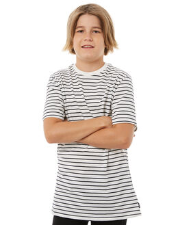 OFF WHITE KIDS BOYS SWELL TEES - S3183003OFFWH