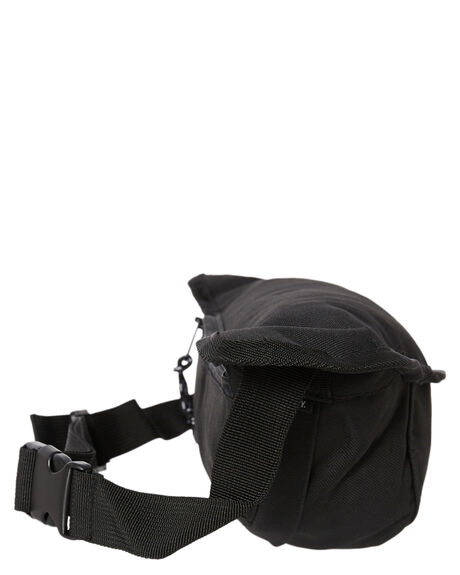 BLACK MENS ACCESSORIES OBEY BAGS + BACKPACKS - 100010121BLK