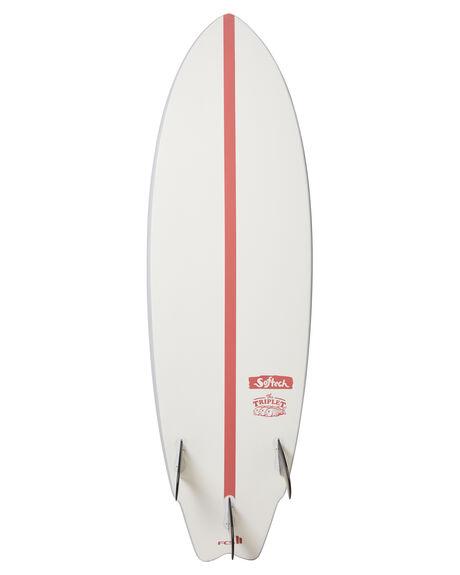 GREY BOARDSPORTS SURF SOFTECH SOFTBOARDS - TRPLT-GRY-060GRY
