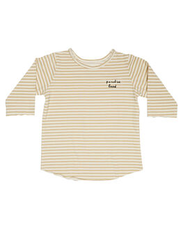 YELLOW KIDS TODDLER BOYS CHILDREN OF THE TRIBE TOPS - BYTE0319YEL