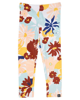 WHITE KIDS GIRLS RIP CURL PANTS - FPAAR11000