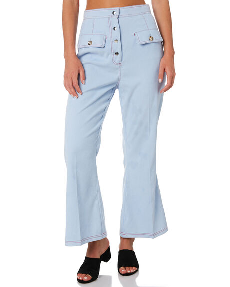ICEYPOLE WOMENS CLOTHING THE EAST ORDER JEANS - EO190605PICEY