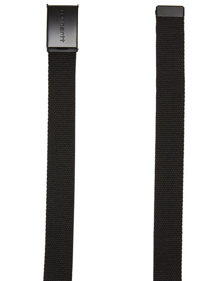 BLACK MENS ACCESSORIES CARHARTT BELTS - I02045189