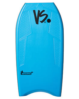 SKY BLUE FLURO RED BOARDSPORTS SURF VS BODYBOARDS BODYBOARDS - VSINFERNOSBLUR