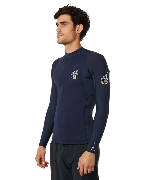 NAVY RED BOARDSPORTS SURF RIP CURL MENS - WVE8CE1144