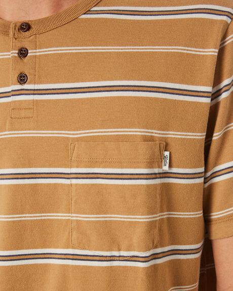 BRONZE MENS CLOTHING KATIN TEES - KNTRA04BRNZE