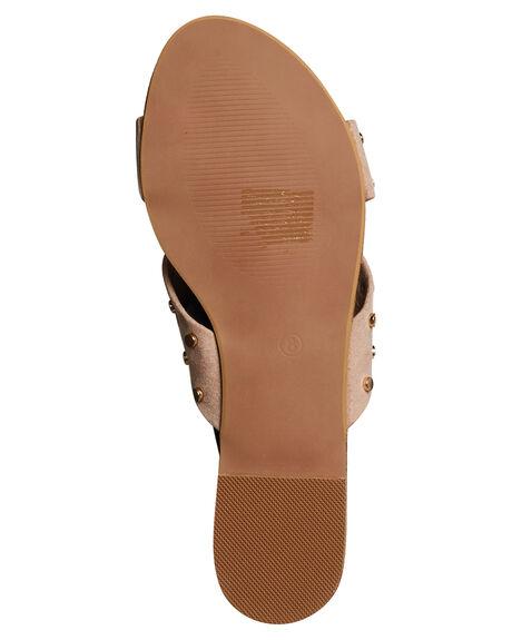 BLUSH SUEDE WOMENS FOOTWEAR BILLINI FASHION SANDALS - S488BLSSD