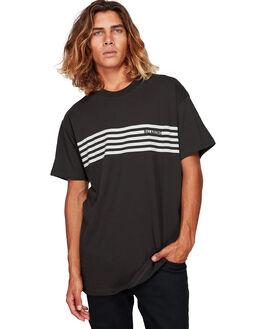 BLACK MENS CLOTHING BILLABONG TEES - BB-9592029-BLK