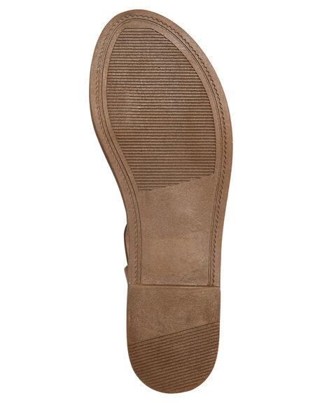 TAN WOMENS FOOTWEAR JUST BECAUSE FASHION SANDALS - CHV4058TAN