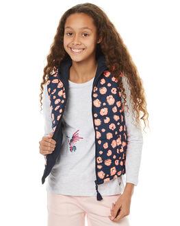 LEOPARD KIDS GIRLS EVES SISTER JUMPERS + JACKETS - 9990091LEO
