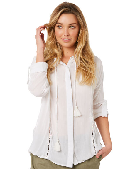 OFF WHITE OUTLET WOMENS RIP CURL FASHION TOPS - GSHEU10003