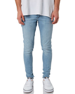 STONE BLEACH MENS CLOTHING CHEAP MONDAY JEANS - 0311229STBLE