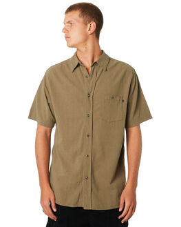 DARK ARMY MENS CLOTHING RUSTY SHIRTS - WSM0905DKA