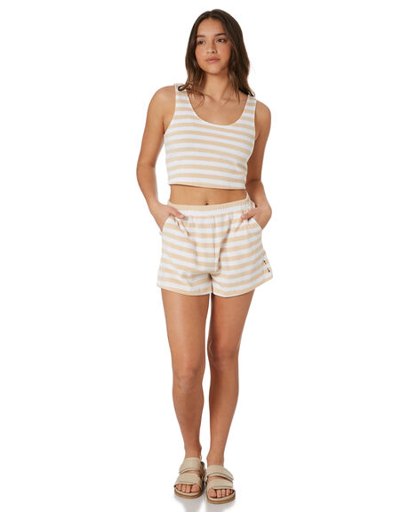 STRIPE WOMENS CLOTHING THE UPSIDE ACTIVEWEAR - USW321099STRP