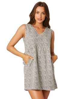 SNOW LEOPARD OUTLET WOMENS SAINT HELENA DRESSES - SHSP19431SNOW