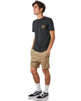 PRAIRIE MENS CLOTHING RUSTY SHORTS - WKM0758PRA