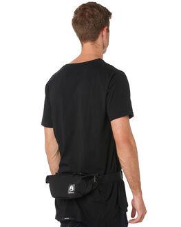 ALL BLACK NYLON MENS ACCESSORIES NIXON BAGS + BACKPACKS - C28511148