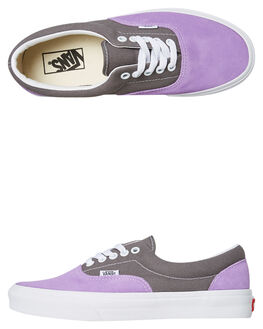 QUIET SHADE WOMENS FOOTWEAR VANS SNEAKERS - SSVNA4BV4VY3QSHDW