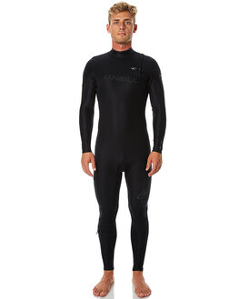 BLACK BLACK SURF WETSUITS O'NEILL STEAMERS - 4586A05