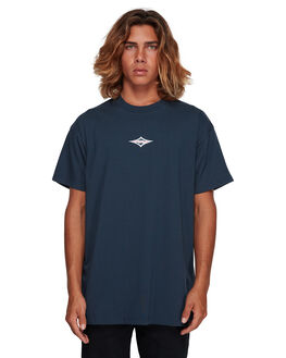 NAVY MENS CLOTHING BILLABONG TEES - BB-9591010-NVY