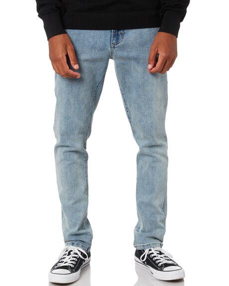 TRIG BLUE MENS CLOTHING RUSTY JEANS - PAM1057TGB