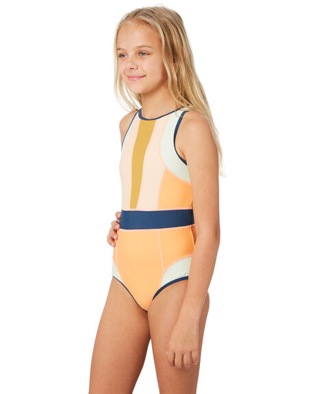 ORANGE KIDS GIRLS RIP CURL SWIMWEAR - JSIAA90030