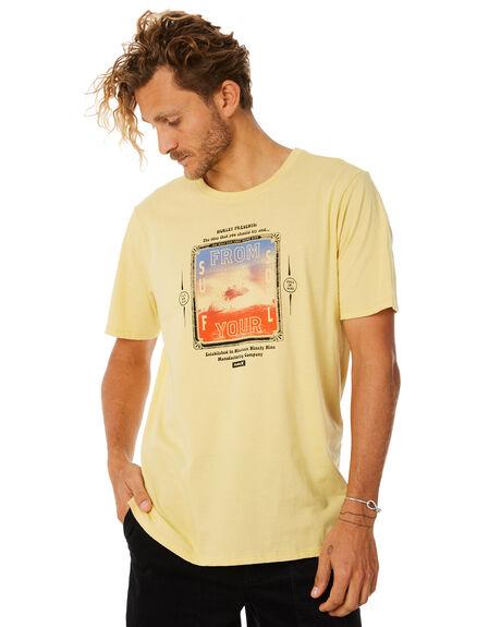 LEMON WASH MENS CLOTHING HURLEY TEES - AO8816721