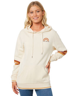 WHITE SWAN WOMENS CLOTHING BILLABONG JUMPERS - 6595738WHS