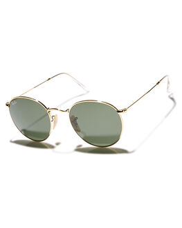 ARISTA CRYSTAL GREEN UNISEX ADULTS RAY-BAN SUNGLASSES - 0RB3447501
