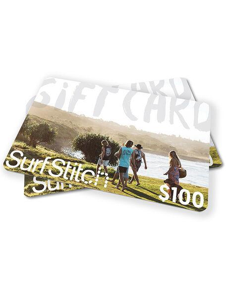 100 GIFT CARDS  SURFSTITCH  - SUMMERGIFT100