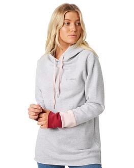 GREY MARLE WOMENS CLOTHING BILLABONG JUMPERS - 6581731GRY